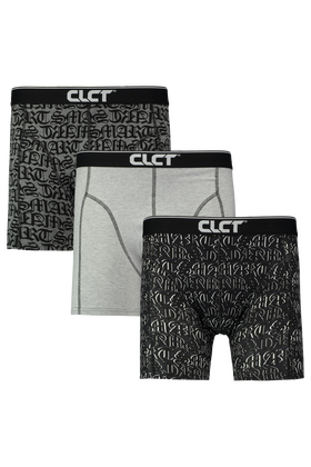 Lot de boxers Wugothic