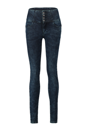 Jeans taille haute Yfcaraw17