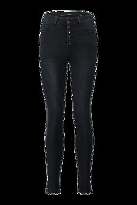 Jeans taille haute Yfgwenw