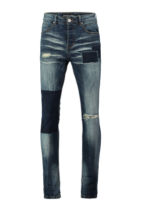 Jeans Yfnickpatch